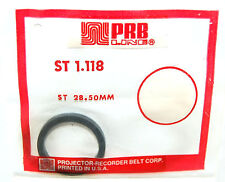 PRB ST 1.118 / ST 28.50mm Replacement Square Cut Molded Video Clutch Idler Tire