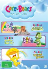 Care Bears Adventure Pack - Grizzle-Ly/Oopsy Does It/Ups & Downs BRAND NEW R4