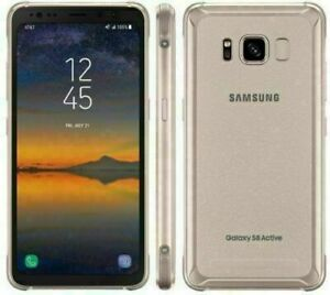 Samsung Galaxy S8 Active G892A G892U 64GB T-Mobile/AT&T/Sprint Only Black/Gold
