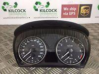 BMW 3 Série E90 Speedo Ensemble Instrument 6983479-01 Kmh