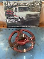 Farmall H Tractor Front Hub Antique Tractor