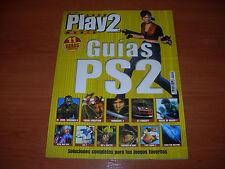 PLAY2 MANÍA GUÍAS Nº20: RESIDENT EVIL CODE: VERONICA X, JAK & DAXTER...