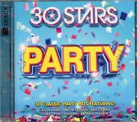 30 Stars Party (2 x CD) P!nk/Calvin Harris/Katy B/John Legend/Shakira/MGMT/Ke$ha