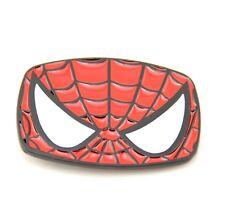 Spider-Man Eyes Metal Fashion Belt Buckle