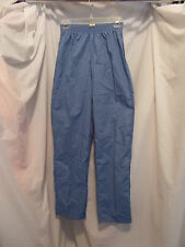 NEW Fashion Seal, Lot of 4 Uniform Scrub Pants, Elastic Waist, Size Small