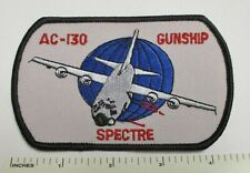 US AIR FORCE AC-130 SPECTRE GUNSHIP AIRCRAFT PATCH Original