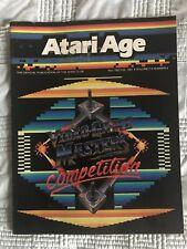 Atari Age Magazine Video Game NOV 1983/FEB 1984 Vol. 2 # 4