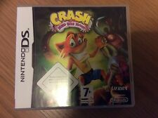 Crash: Mind Over Mutant Game *Good Condition* (Nintendo DS, 2008)