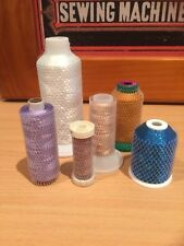 Machine embroidery Thread Net/ Netting for SML to MED Spools - 4m