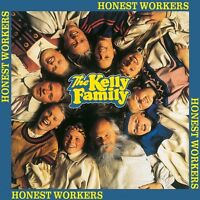 THE KELLY FAMILY - HONEST WORKERS   CD NEU
