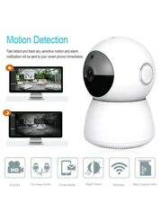 3D Panoramic Navigation Wireless Wifi IP Camera Security Webcam.  Moniter