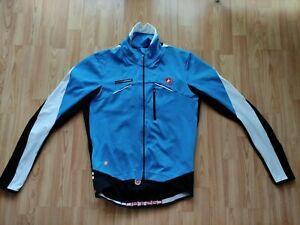 Castelli Transparente Men's Gore Windstopper Cycling Jacket Size:2XL NEW !