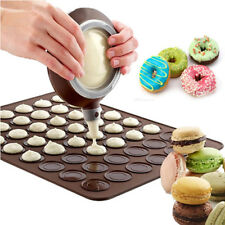 HONANA SILICONE BAKING MACARONS MAT CAKE COOKIE CHOCOLATE MOLDS MOULD BAKING