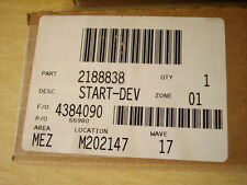 ADMIRAL REFRIGERATOR START DEVICE PART # 2188838 - NEW IN THE BOX