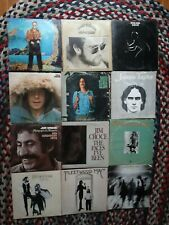 Lot of 36 Classic Vinyl Lps 60s 70s Rock Pop Albums Fleetwood Mac Elton John