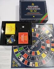 OXFORD Board Game  - Game of the English Language: Spelling & Meanings