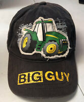 John Deere Tractor Big Guy Toddler Stretch Baseball Cap Hat