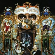 MICHAEL JACKSON dangerous (CD, album, 1991) soul, ballad, new jack swing, pop