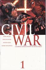 Civil War #1 VF/NM