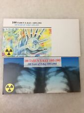 (JC) 100 years of X-Ray. 1995 - Presentation Pack FDC