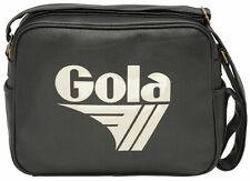 Gola Redford Tournament Umhängetasche Tasche Black / Off White Schwarz Weiß