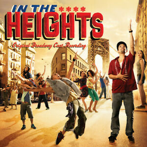 Lin-Manuel Miranda - In the Heights (Original Broadway Cast Recording) [New Viny