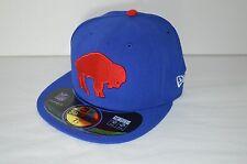 New 59Fifty New Era Buffalo Bills Game OnField NE Tech Blue 6 7/8 Hat Cap