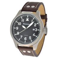 Messerschmitt XL Herren Automatik Schweizer Uhrwerk ME-3H143A wasserdicht 5ATM