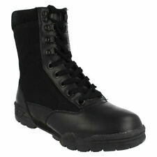 Lace Up Casual Boots with Upper Leather for Men