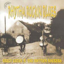 CD Crazy Cavan 'n' The Rhythm Rockers - Rhythm Rockin' Blues - TEDDY BOY - NEW