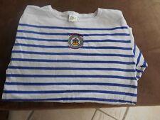 t shirt nouvelle caledonie tricot rayé