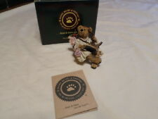 "Boyds Bears & Friends "" Archer.Straightshot "" Lnib Special Ocasions Collection"