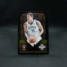 2013-14 Brook Lopez Innovation #55 Stained Glass Gold Parallel