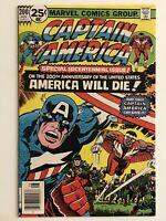 Captain America #200 NM/M 1976 Marvel Comics Jack Kirby high grade Bicentennial