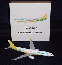 GEMINI JETS CEBU PACIFIC AIR AIRBUS NEW LIVERY A330-300 1:400 DIE-CAST GJCEB4A33
