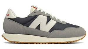 New Balance NB 237 Men's Athletic Sneakers Lifestyle Shoes Gray MS237SC