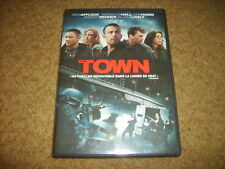 DVD THE TOWN avec Ben Affleck - VF VOSTFR - excellent état