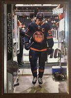 2020-21 Upper Deck Series 1 Hockey #73 Connor McDavid 7 Card Lot