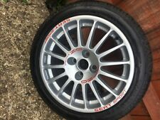 "SEAT IBIZA CUPRA R SPORT OZ RACING SUPERTURISMO ORIGINAL 16"" ALLOY WHEEL 4x100"