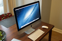 "Apple iMac All-In-One 13,1 A1418 21.5"" 2012 i5-3330S 2.70 GHz 8GB RAM Few Left !"