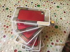 CASE LOGIC PROTECTIVE CASE iPHONE 4/4S RED