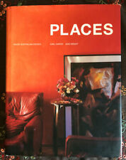 Places Inside Australian Houses by Earl Carter & Jean Wright HC DJ Home Decor