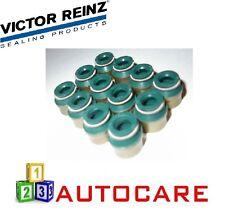 12 X Victor Reinz Ventil Dichtung 7mm für Volvo S40 VW Golf 2.0TDI
