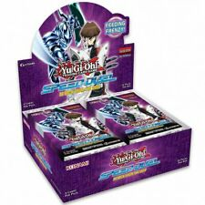 YUGIOH TCG Attack from the Deep Speed Duel Booster Box