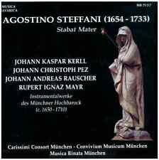 Agostino Steffani (1654-1733) und Instrumentalwerke des Münchener Hochbarock