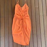 Runaway Size 8 / S Long Island Papaya Dress Cocktail Party Formal Wedding