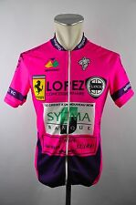 Sibille Lopez sygma france Cycling Jersey maglia rueda camiseta talla s 48cm 13a