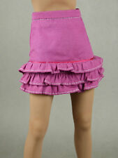 1/6 Scale Phicen, Hot Toys, Kumik, Cy, Nouveau Toys - Female Pink Layered Skirt