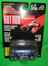 Hot Rod Magazine 1:57 Issue K4 1997 Prowler Limited only 5000 Racing Champions