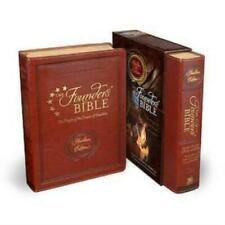 Nas Founders Bible Heirloom Edition